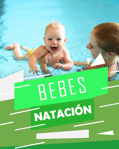 Natación para bebes